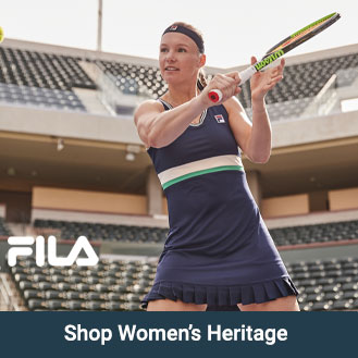 Fila Womens Heritage Apparel