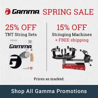 Gamma Spring Sale