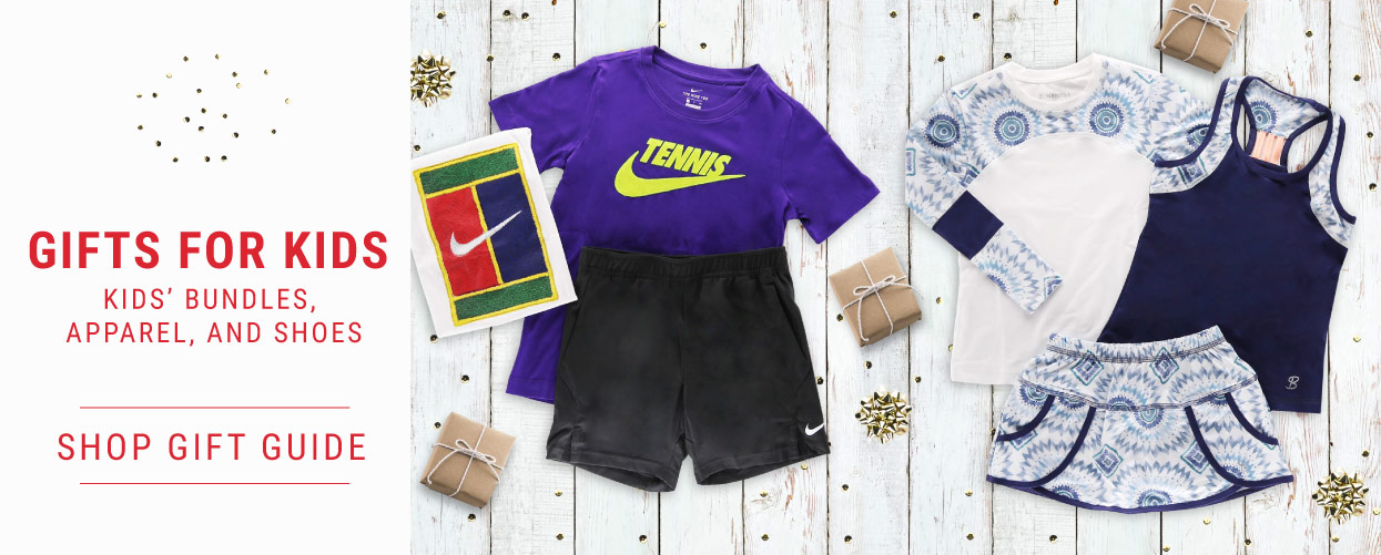 Kids' Tennis Gift Guide