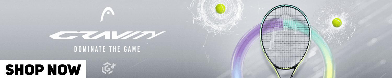 Shop Head Gravity Tennis Racquets