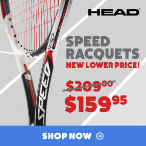 Head Speed Tennis Racquets