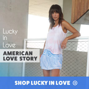 Lucky In Love Women's Tennis Apparel