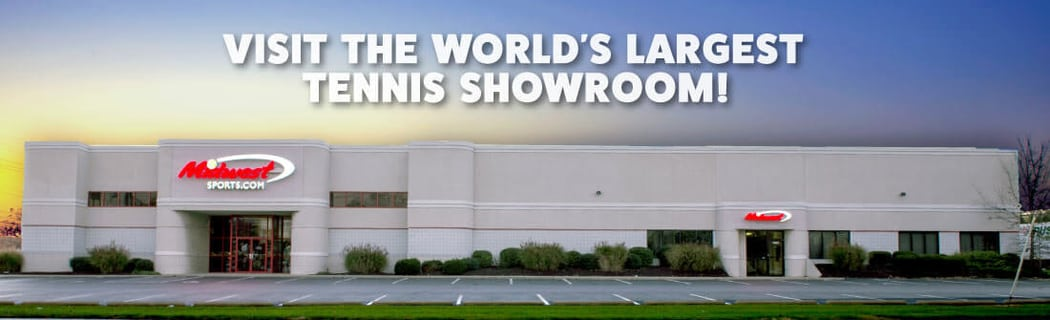 Midwest Sports Tennis Showroom