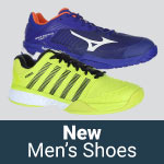 Offering a large selection of new men's tennis shoes for Summer 2019