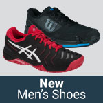 New Men's Tennis Shoes
