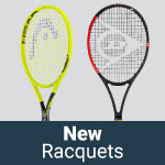 New Tennis Racquets