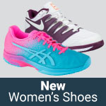 Find a great selection of new women's tennis shoes for Fall 2017