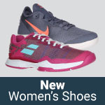 Find a great selection of new women's tennis shoes for Summer 2019