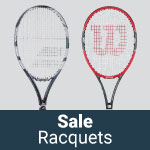 Sale Tennis Racquets