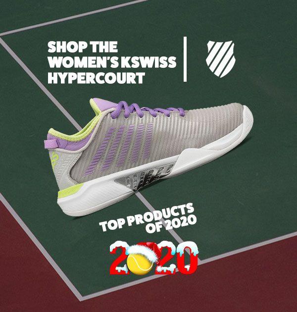 K-Swiss Womens Hyper Court Express Tennis Shoes