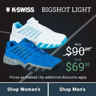 New K-Swiss Footwear
