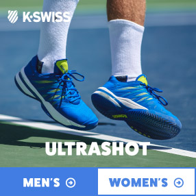 New K-Swiss Footwear