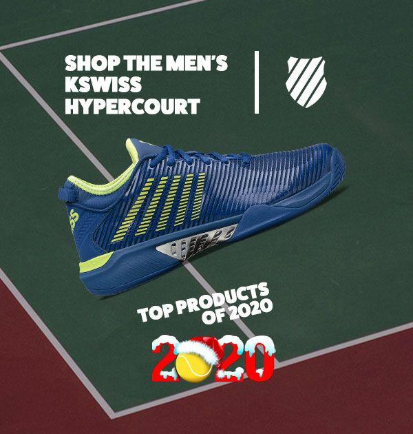 K-Swiss Mens Hyper Court Express Tennis Shoes