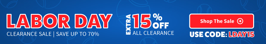 Extra 15% Off Labor Day Sale