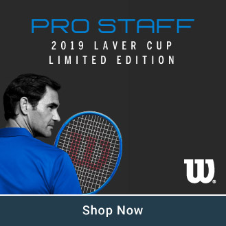Wilson lave Cup Racquet