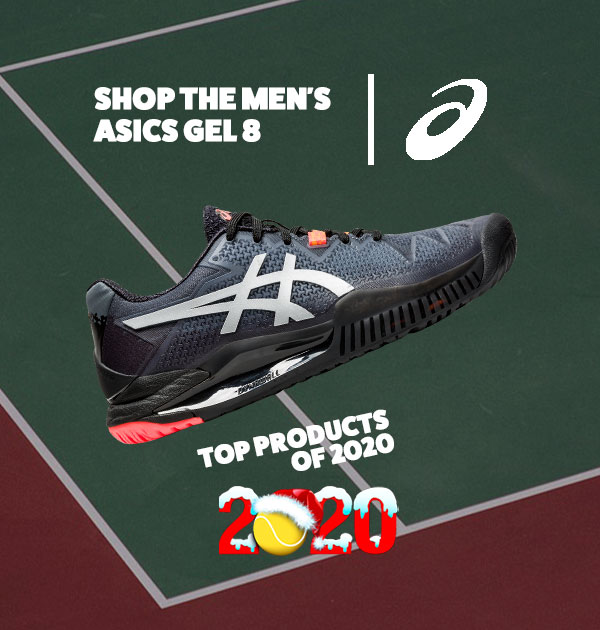 Asics Gel Resolution 8 Mens Tennis Shoes
