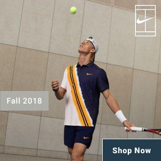Fall 2018 Nike Men's Tennis Apparel