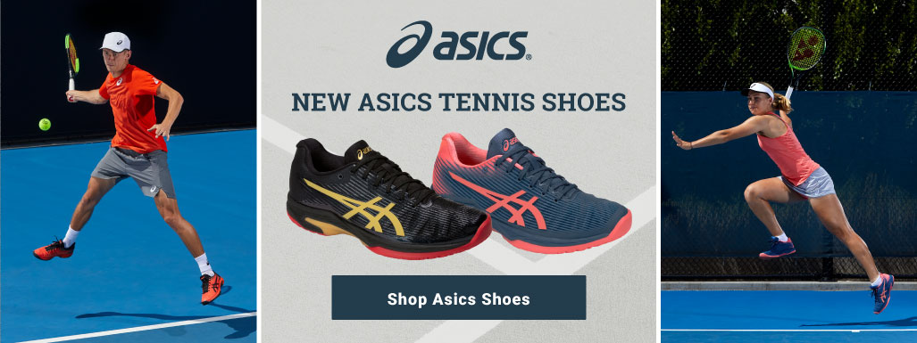 Asics Tennis Shoes