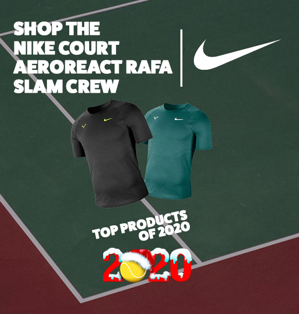 Nike Court Rafa Crew - Worn by Rafa Nadal