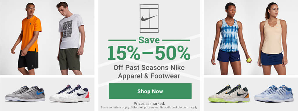 Nike Past Seasons