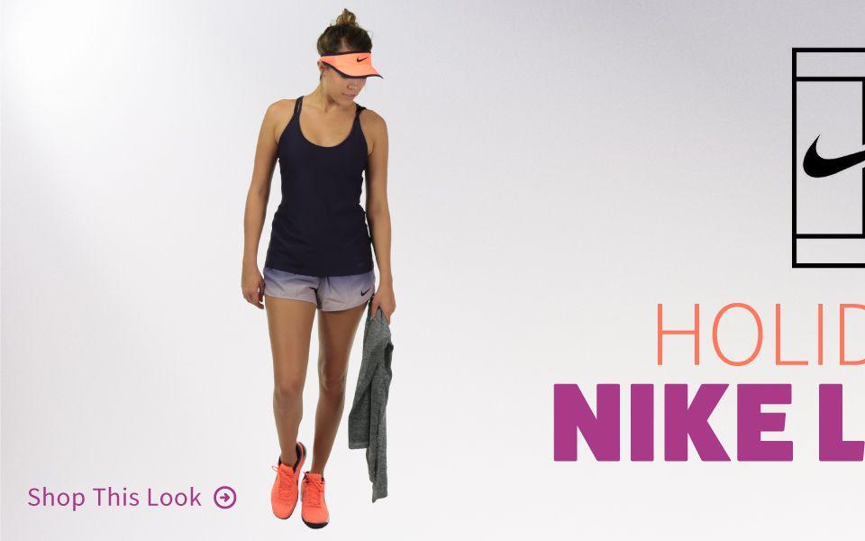 Womens Nike Look 3