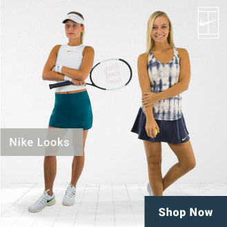Fall 2018 Nike Women's Tennis Apparel