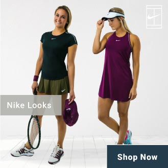 Holiday 2018 Nike Women's Tennis Apparel