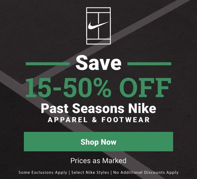 Nike Past Seasons