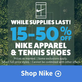 Nike Past Season Tennis Gear