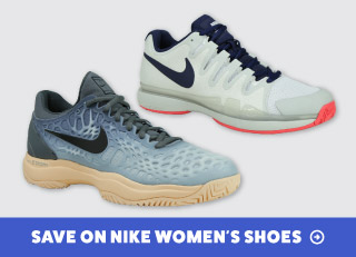 Save on Nike Women's Tennis Shoes