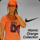 Nike Womens Spring 2014 Atomic Orange Collection