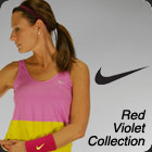 Nike Womens Spring 2014 Red Violet Collection