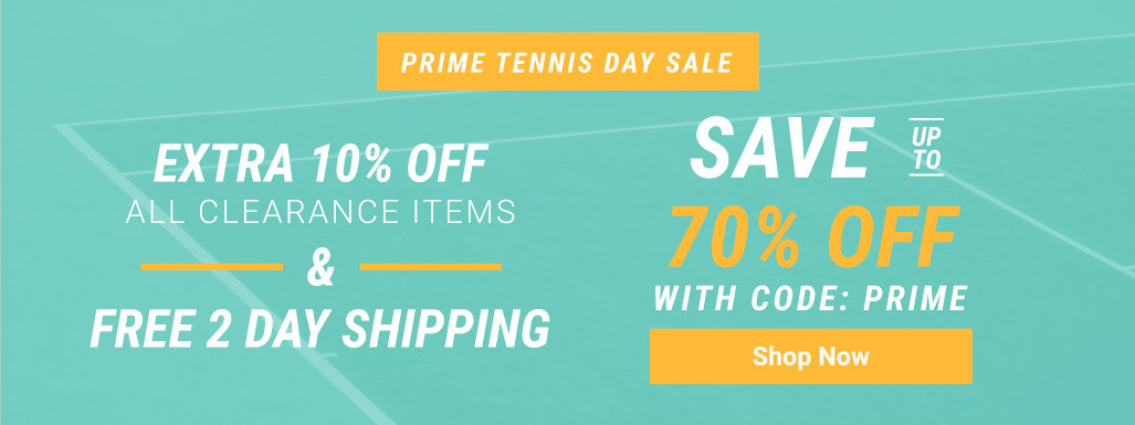 Prime Tennis Day