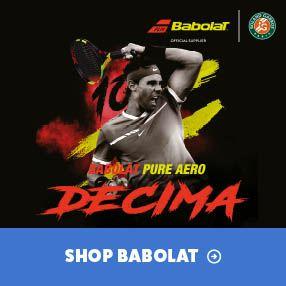 New Babolat Decima Tennis Racquets
