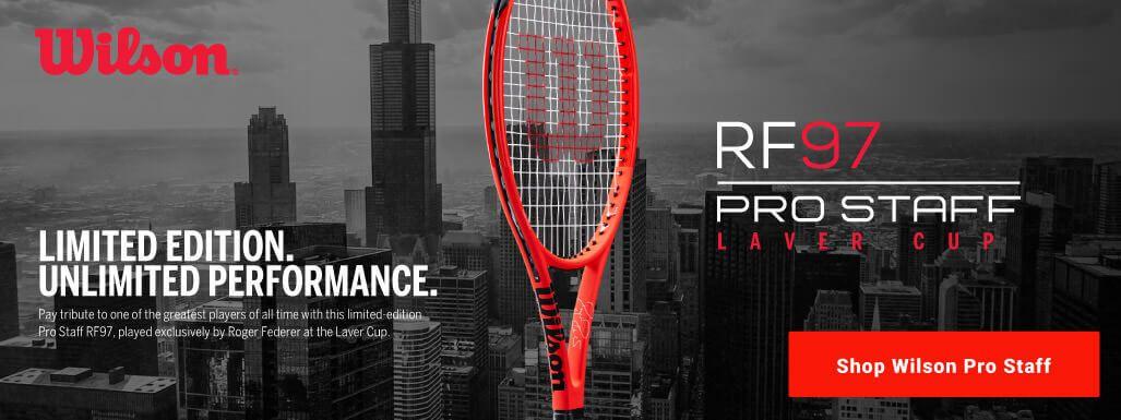 Wilson Pro Staff Tennis Racquets