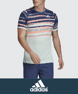 adidas Men's Tennis Apparel