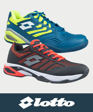 Lotto Men's Tennis Shoes