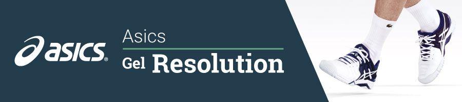 Asics Gel Resolution