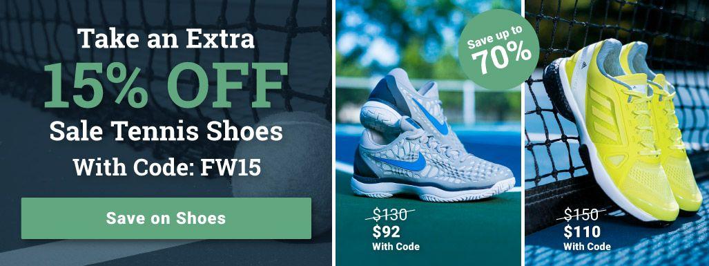 Tennis Shoe Sale