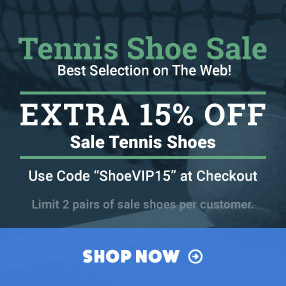 Extra 15% off Sale Tennis Shoes