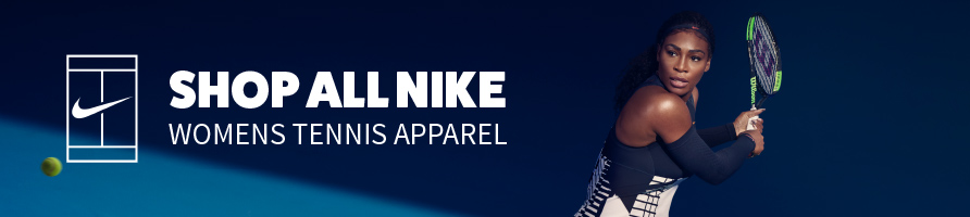 Shop Nike Women's Tennis Apparel