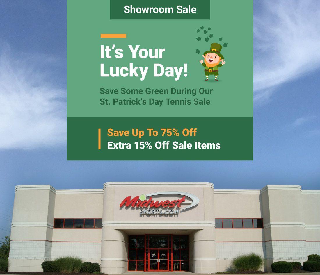 Showroom Sale