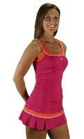 Nike Womens Summer 2011 Cerise tennis clothing