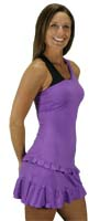 Nike Womens Summer 2011 Violet tennis clothing