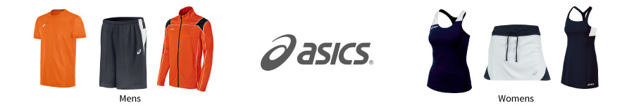 Asics Team Apparel