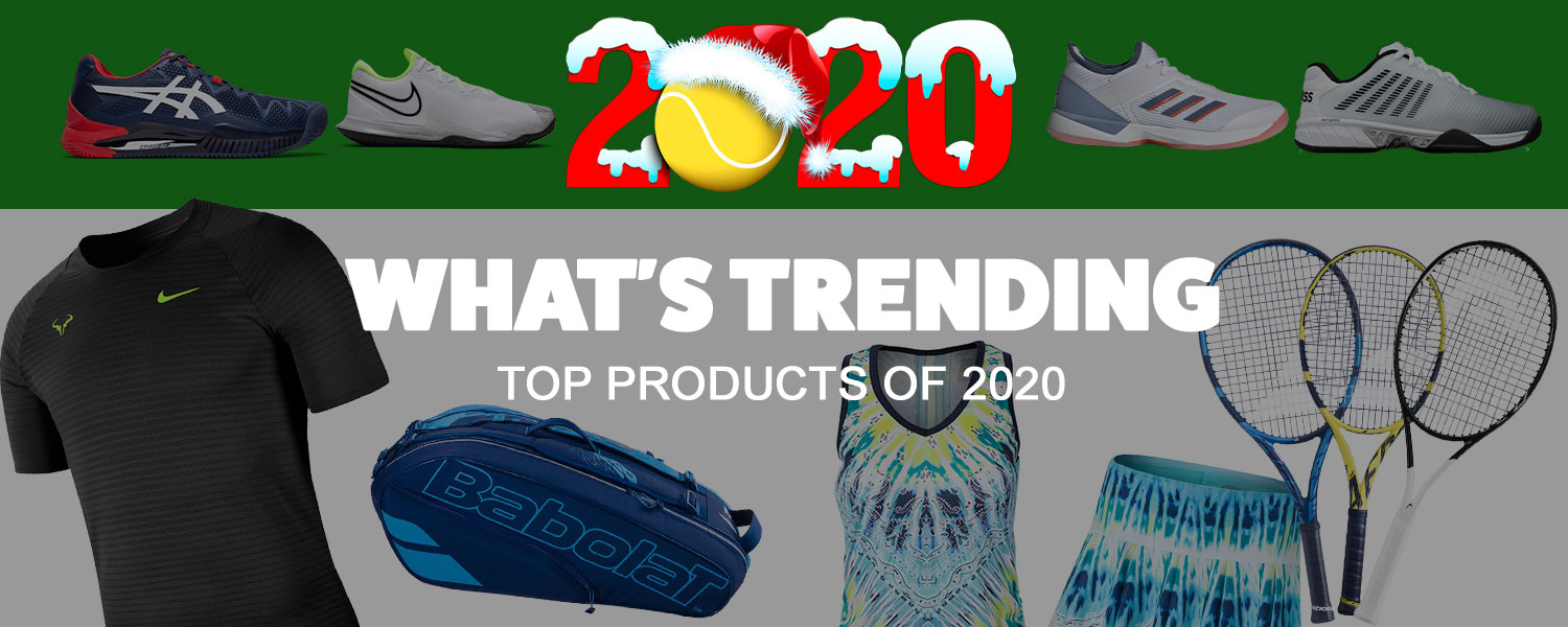 Top Tennis Products of 2020