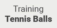 Training Tennis Balls
