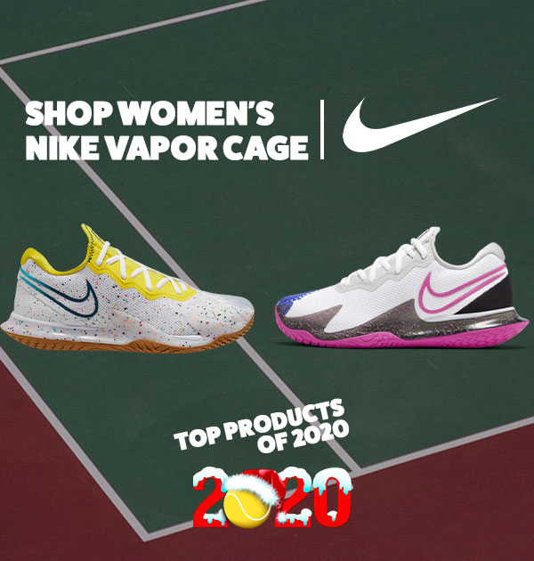 Nike Womens Vapor Cage 4 Tennis Shoes