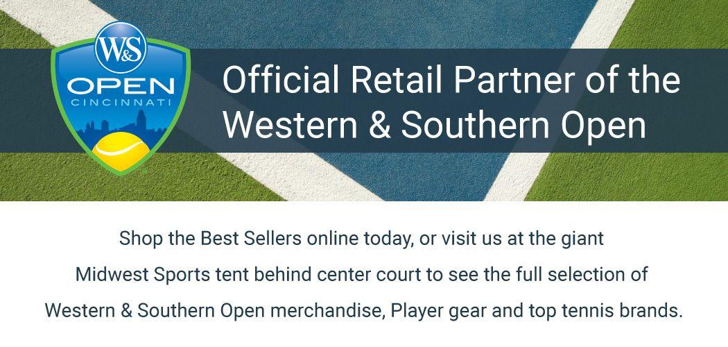Western & Southern Tennis Gear