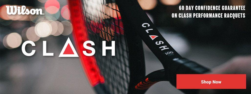Wilson Clash Tennis Racquets
